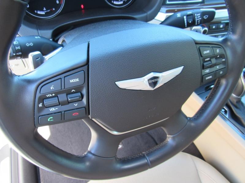 Hyundai Genesis 2015 price $17,888