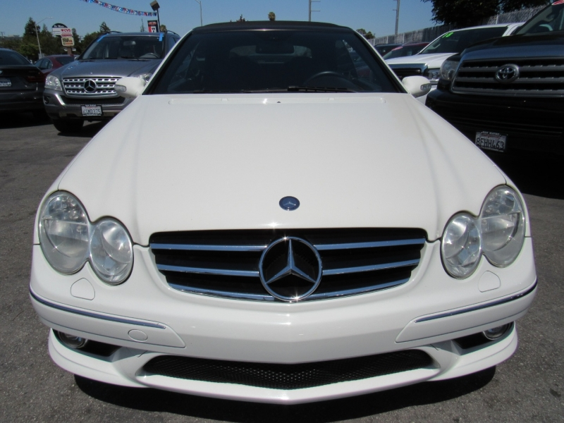 Mercedes-Benz CLK-Class 2009 price $14,888
