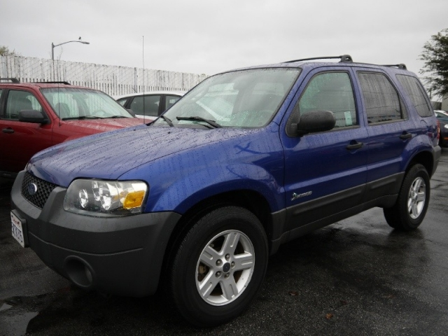 2005 Ford Escape Hybrid 4wd Navigation Inventory Trax Auto