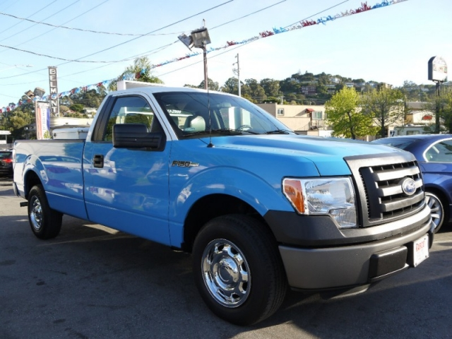 2011 Ford F-150 59k miles!