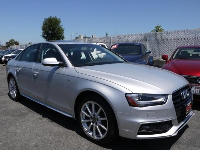 2014 Audi A4 Premium Plus quattro