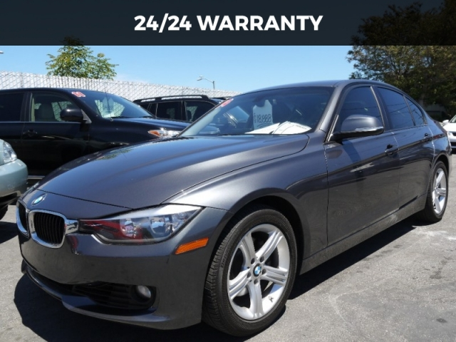 2014 BMW 328i 1-owner! 24/24 WARRANTY