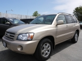 Toyota Highlander 3rd Row 2006