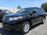 Toyota Highlander Leather 3rd Row 2011