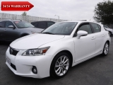 Lexus CT 200h 1-owner! 24/24 WARRANTY 2011