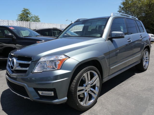 2012 Mercedes-Benz GLK350 24/24 WARRANTY