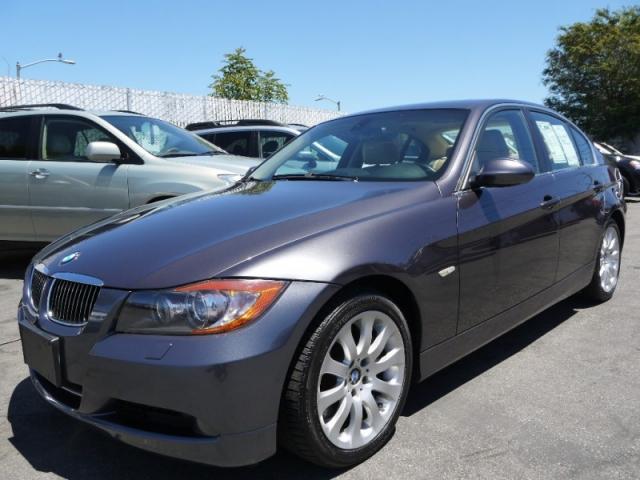 2008 BMW 335xi 6-spd