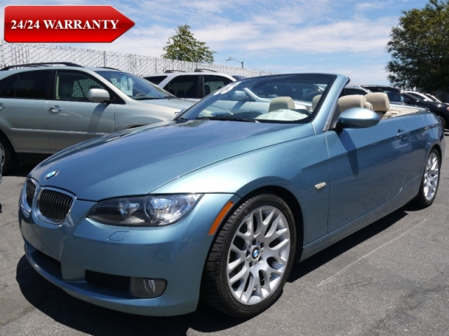 2008 BMW 328i Convertible 24/24 WARRANTY