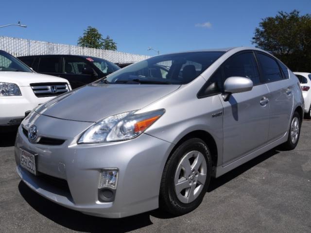 2011 Toyota Prius Navigation