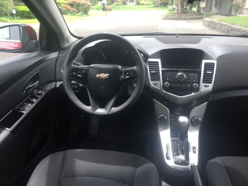 Chevrolet Cruze Limited 2016 price $8,500