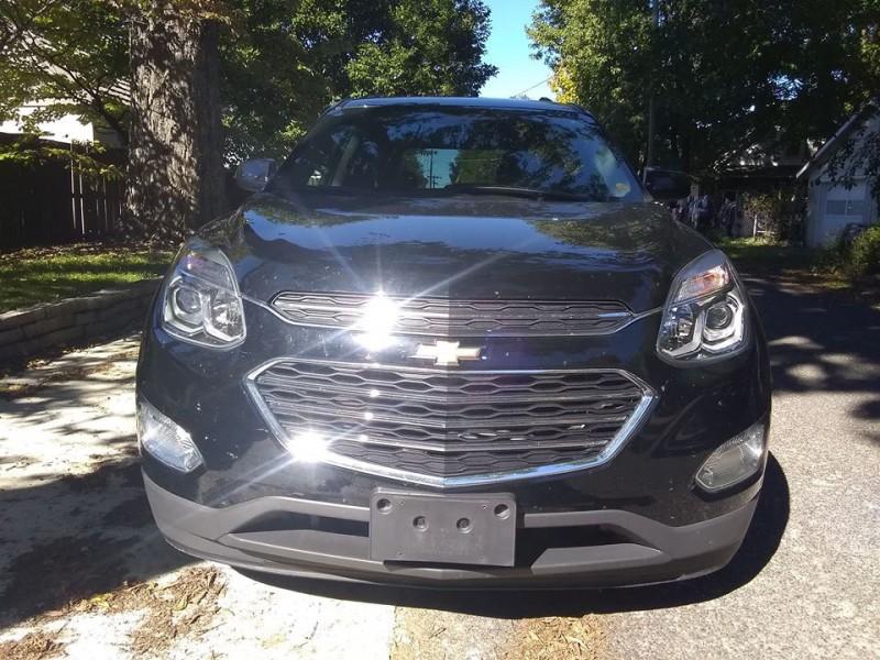 Chevrolet Equinox 2016 price $16,950