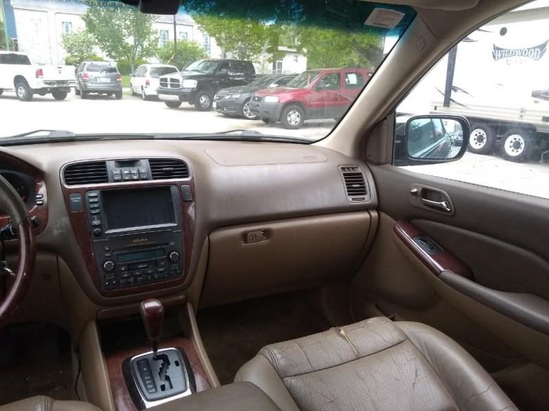 Acura MDX 2004 price