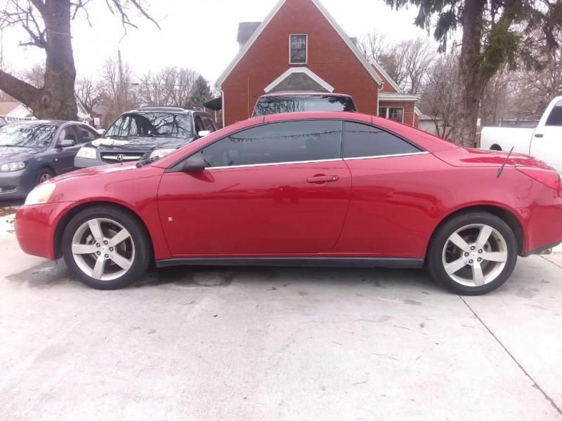 Pontiac G6 2007 price $4,877