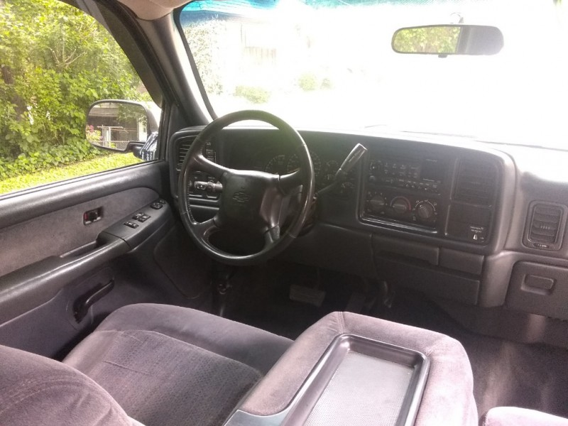 Chevrolet Silverado 2500HD 2001 price $5,950