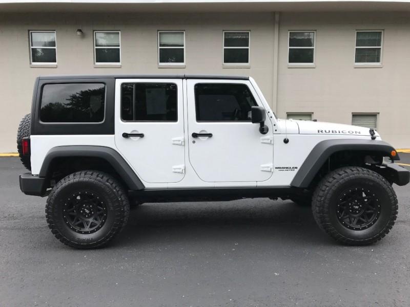 Jeep Wrangler Unlimited 2013 price $23,950