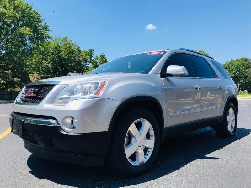 GMC Acadia 2008 price $8,550