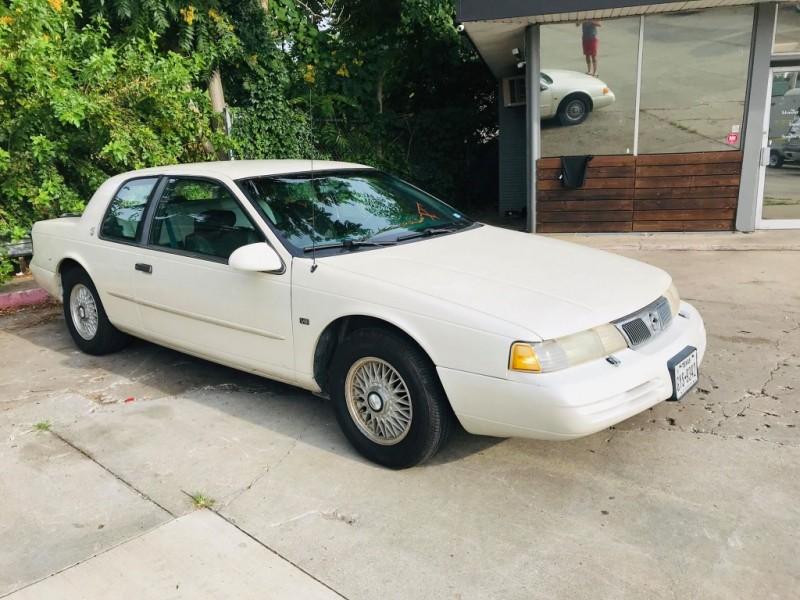 Mercury Cougar 1995 price $2,000