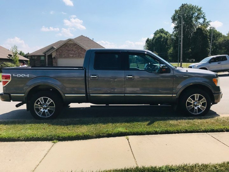 Ford F-150 2009 price $12,900