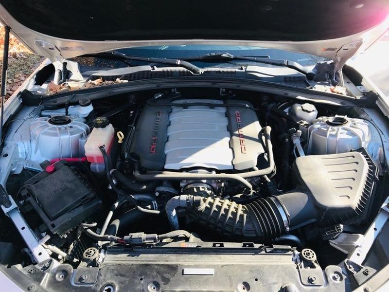 Chevrolet Camaro 2018 price $26,950