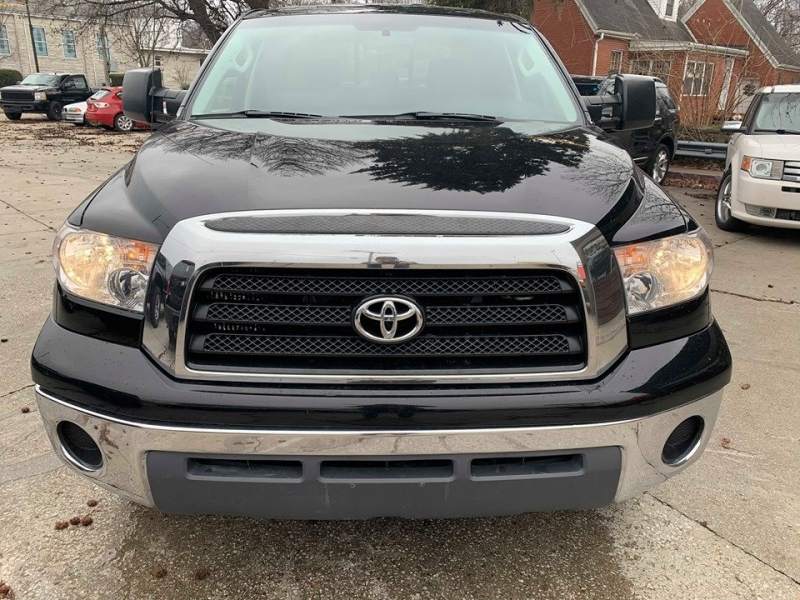 Toyota Tundra 4WD Truck 2009 price $9,950