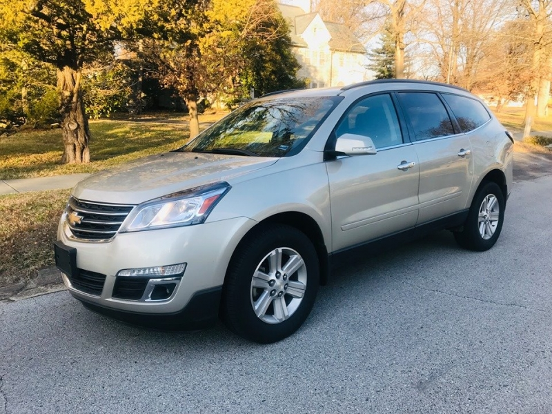 Chevrolet Traverse 2013 price $8,950
