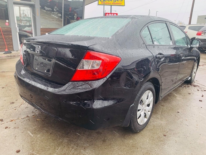 Honda Civic Sdn 2012 price $5,950