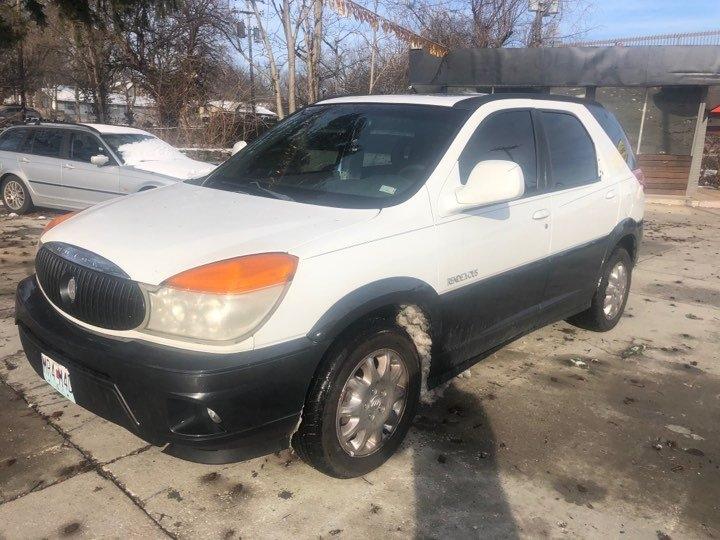 Buick Rendezvous 2002 price $2,900