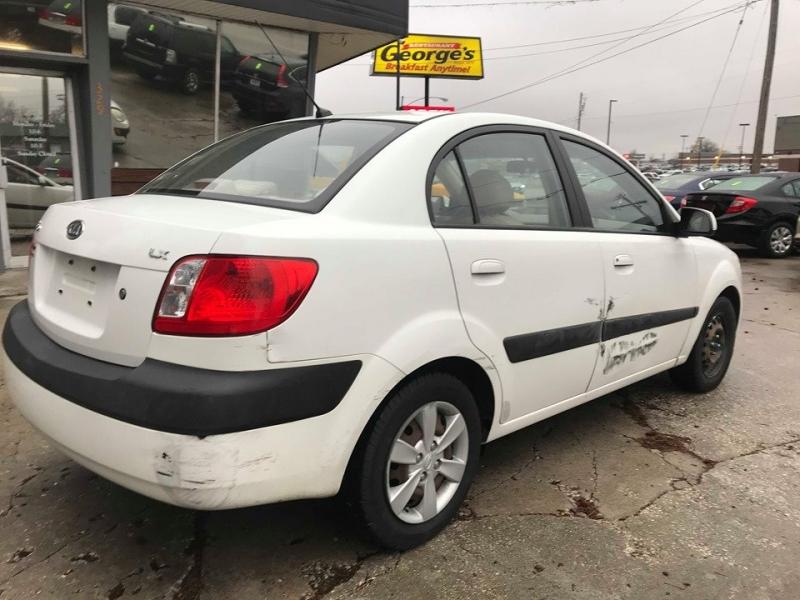 Kia Rio 2008 price $1,700