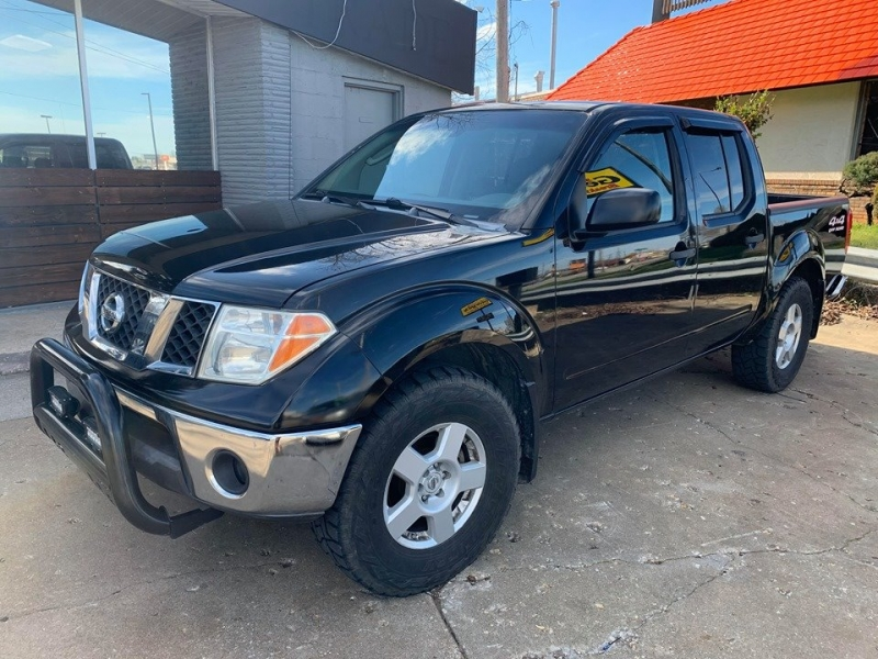 Nissan Frontier 2006 price $6,950