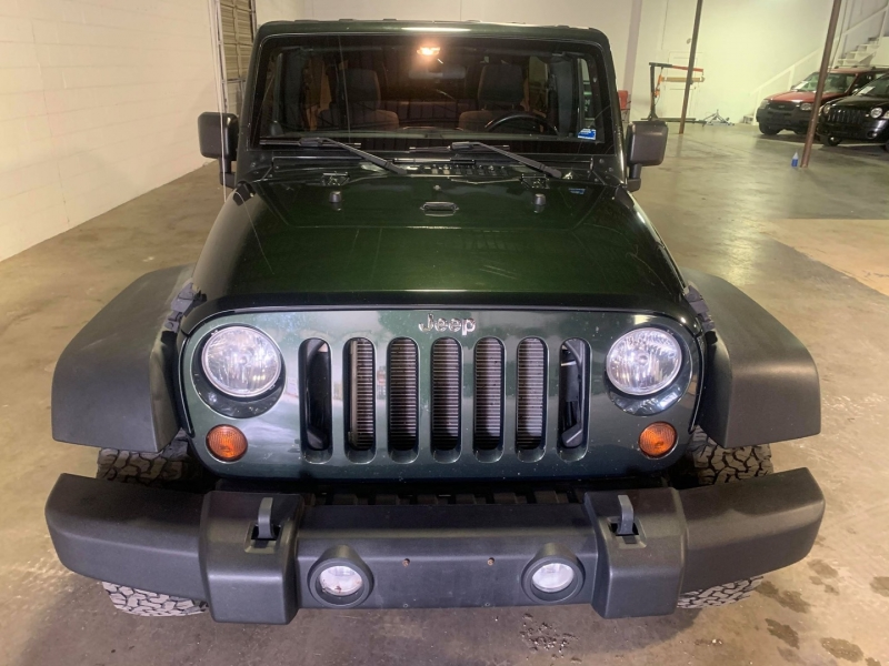 Jeep Wrangler Unlimited 2011 price $13,950