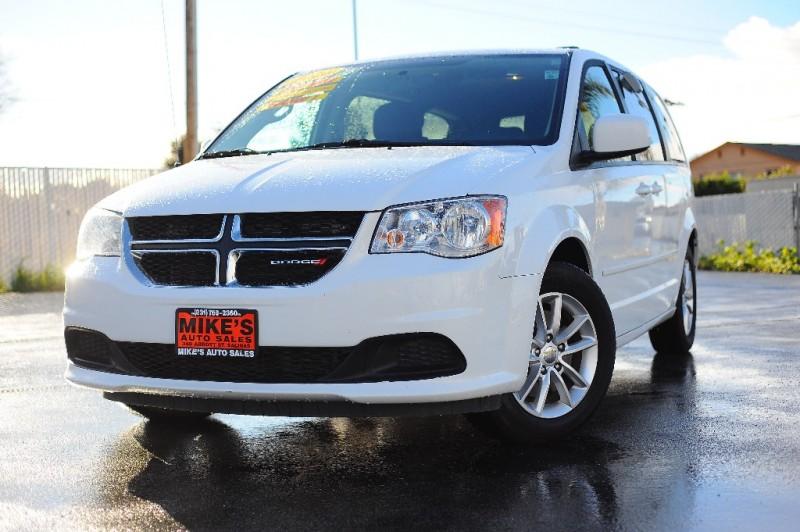 Dodge Grand Caravan 2016 price $13,999