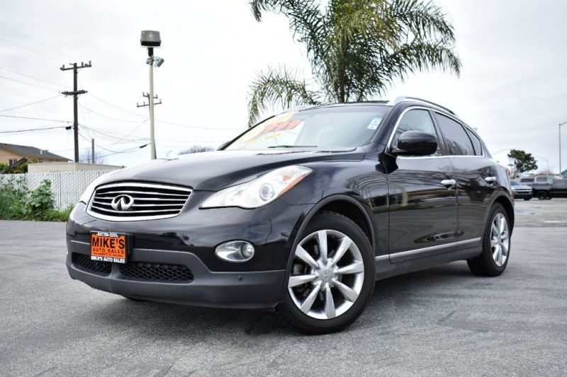 2008 Infiniti Ex35 Awd 4dr Journey Inventory Mikes Auto Sales