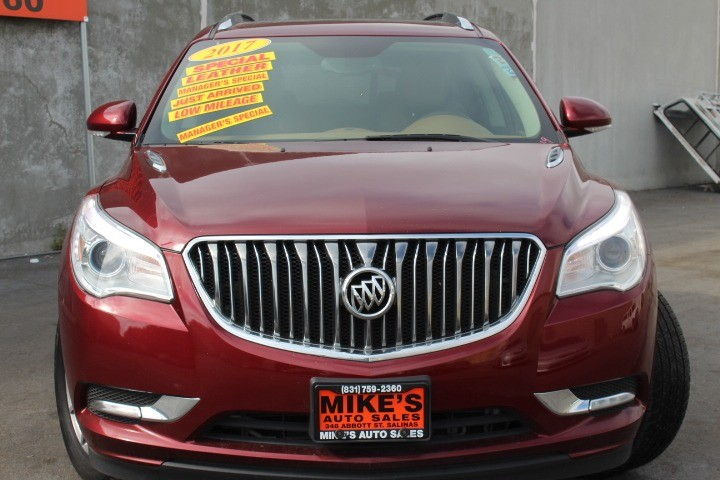 Buick Enclave 2017 price $24,999
