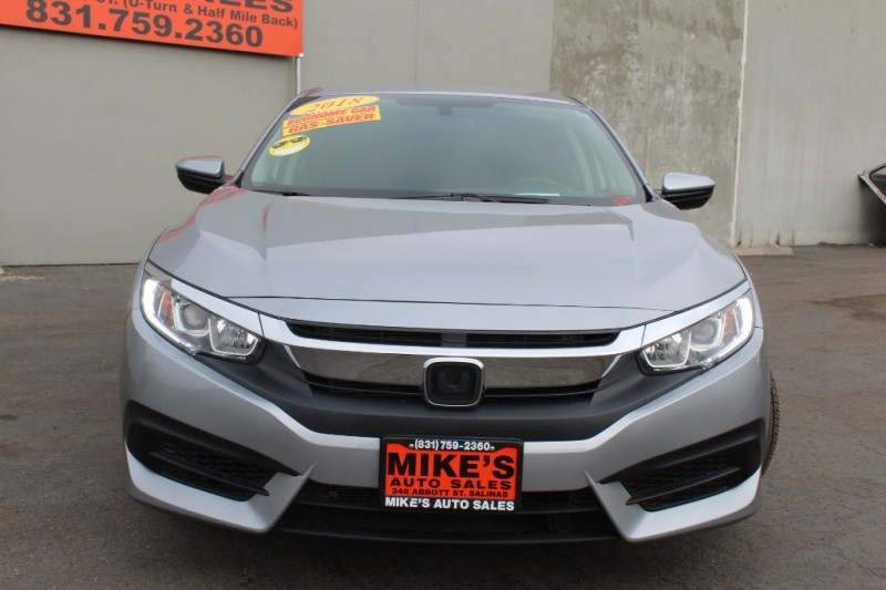 Honda Civic Sedan 2018 price $18,999