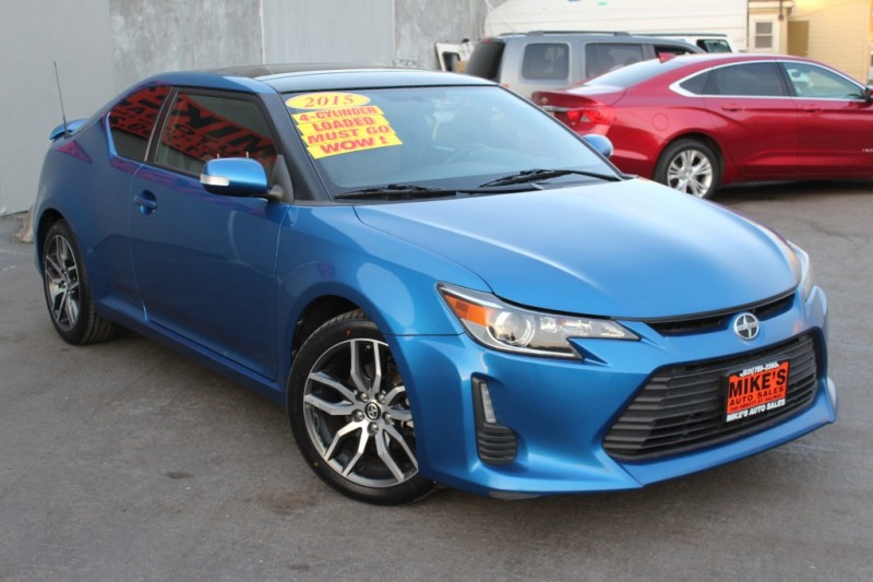 Scion tC 2015 price $13,999