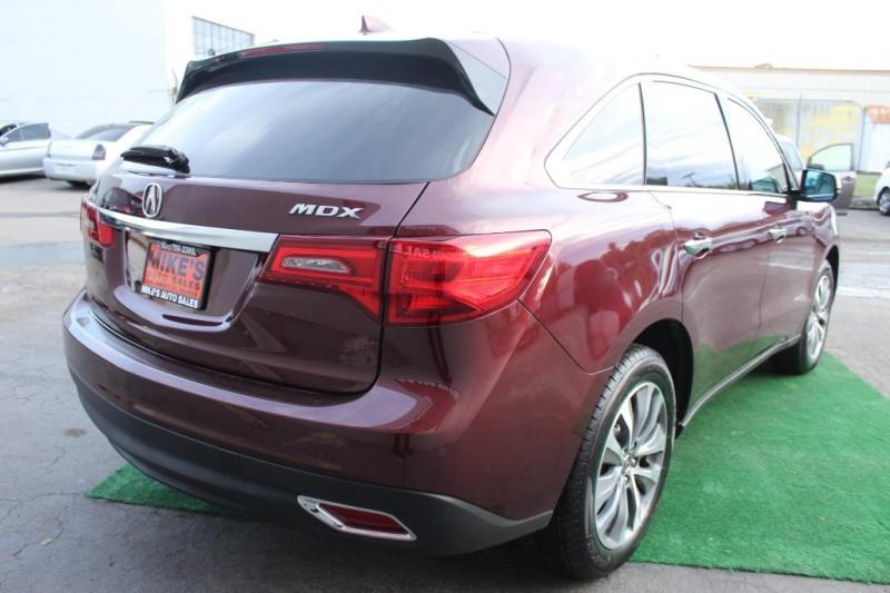 Acura MDX 2016 price $26,999