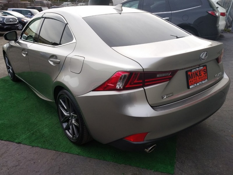 Lexus IS 250 2015 price $24,999