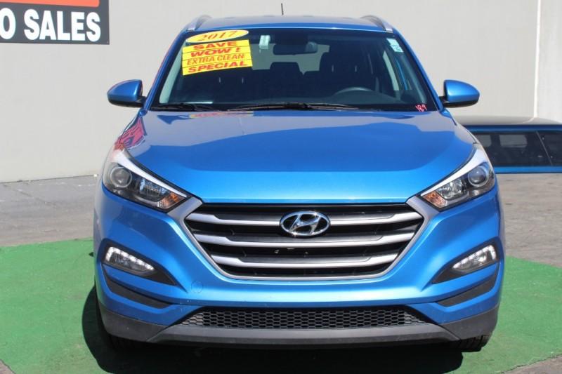 Hyundai Tucson 2017 price $15,999
