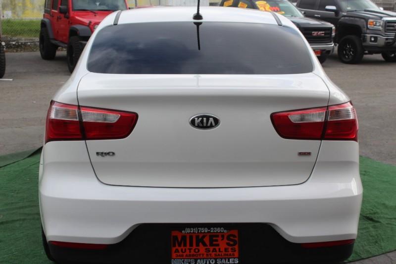 Kia Rio 2017 price $10,999