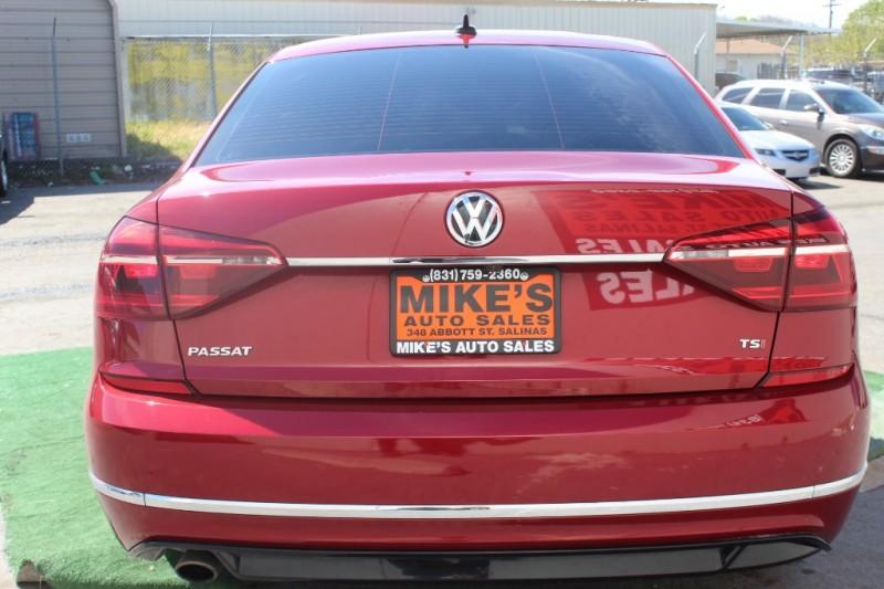 Volkswagen Passat 2017 price $14,999
