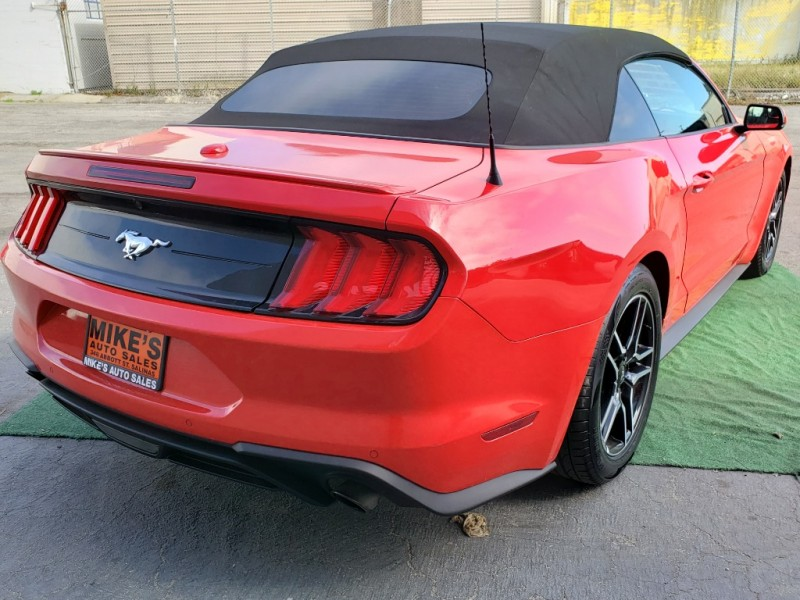 Ford Mustang 2018 price $22,999
