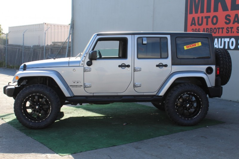 Jeep Wrangler Unlimited 2017 price $35,999