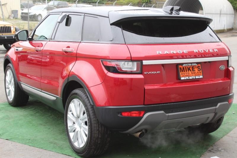 Land Rover Range Rover Evoque 2016 price $29,999
