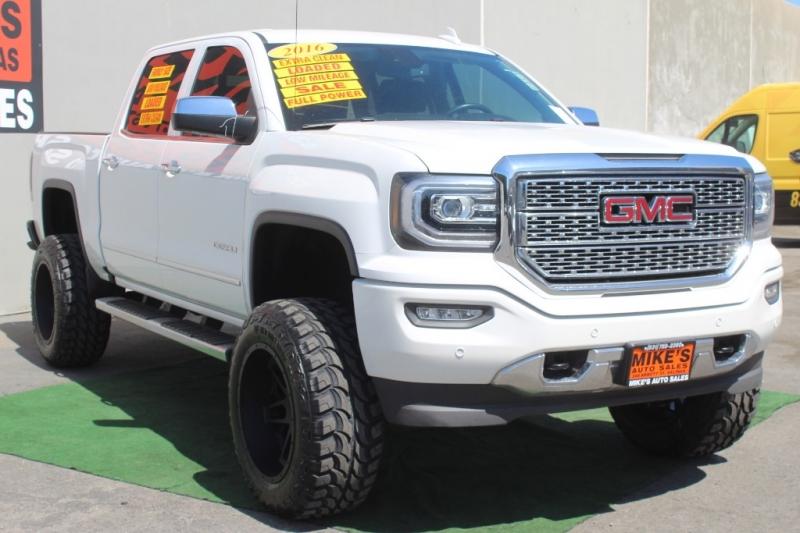 GMC Sierra 1500 2016 price $45,999