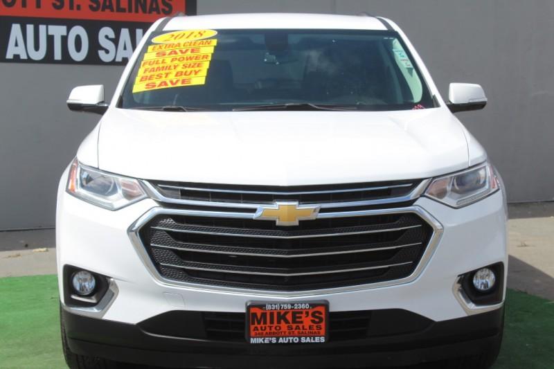 Chevrolet Traverse 2018 price $29,999