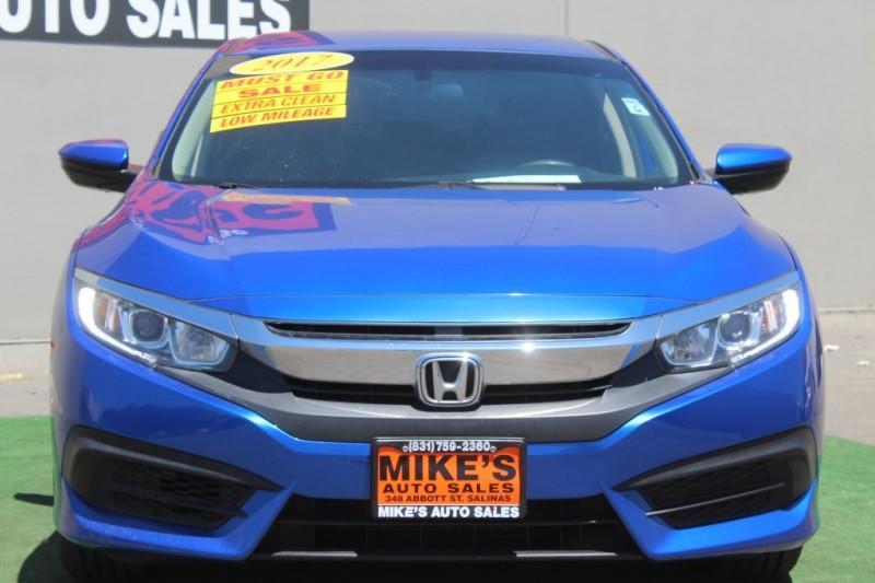 Honda Civic Sedan 2017 price $15,999