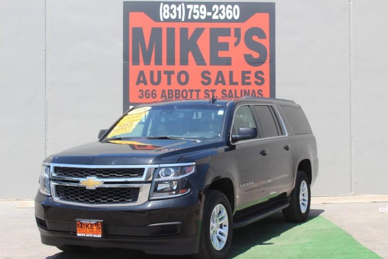 Chevrolet Suburban 2018 price $33,999