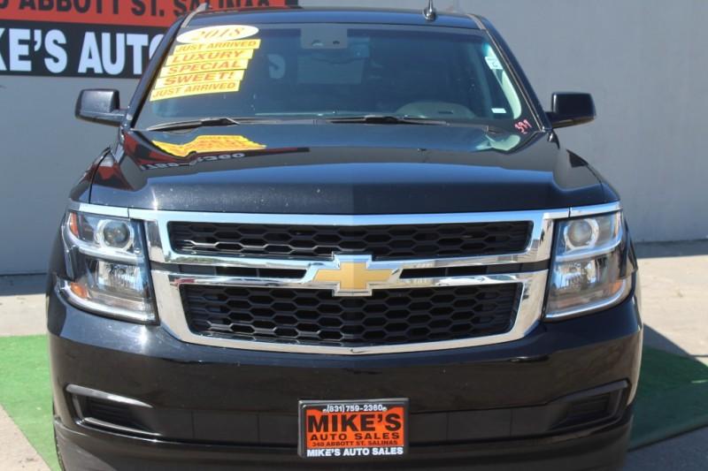Chevrolet Tahoe 2018 price $38,999