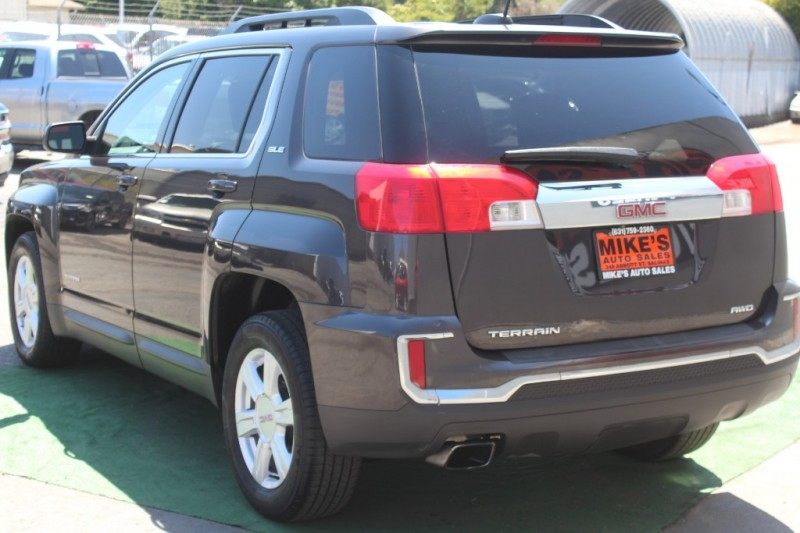 GMC Terrain 2016 price $15,999