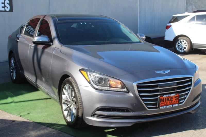 Hyundai Genesis 2015 price $16,999